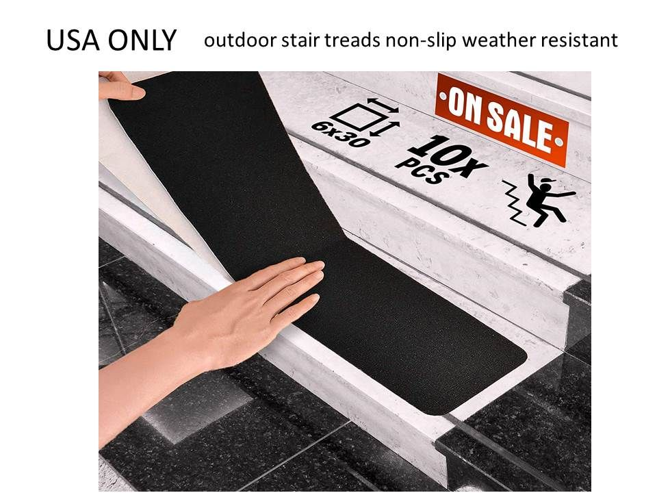 Amazon Product For Testing Inbox If Interested Amazon | Amazon Outdoor Stair Treads | Self Adhesive | Non Skid | Rubber Backing | Rubber Stair | Carpet Stair