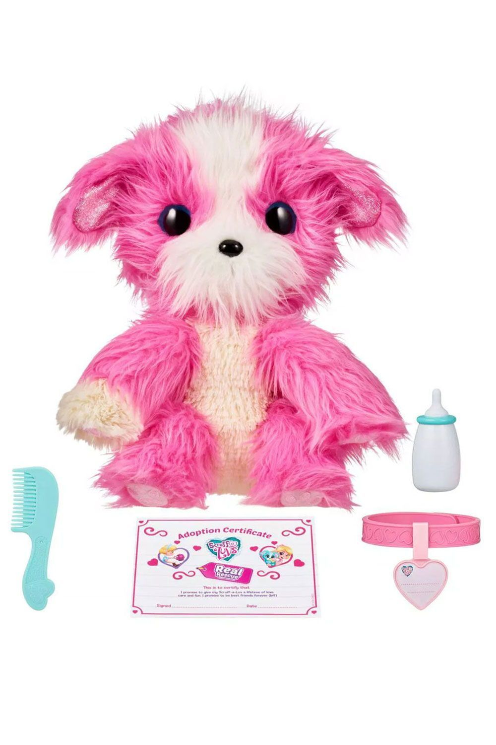 Little Live Scruff A Luvs Real Rescue Electronic Pet In 2020 Pet Gift Baby Girl Toys Pets
