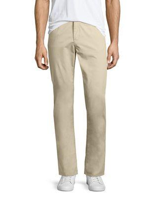 247ccce6973c33 Michael Kors Slim Cotton 5-Pocket Pants   Products   Pants, Michael ...