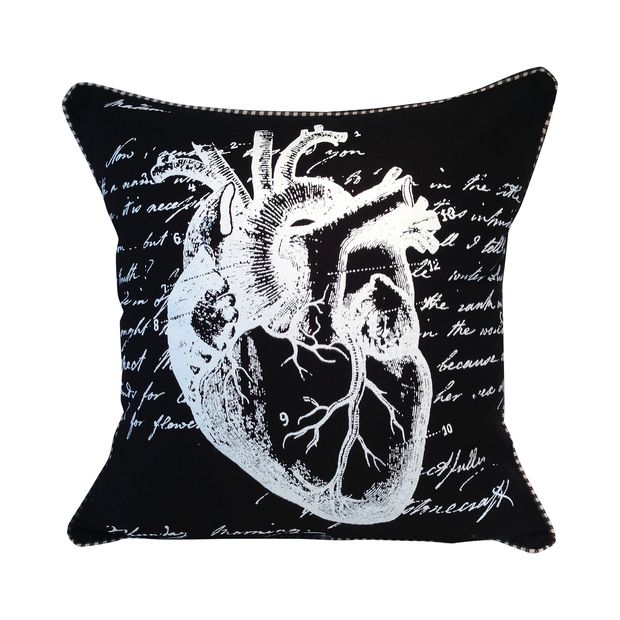 Beating Heart Pillow