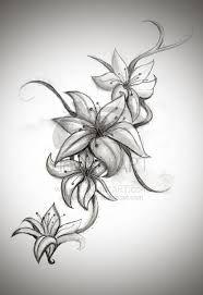 Dessin Fleur De Lys Pour Tatouage Kolorisse Developpement