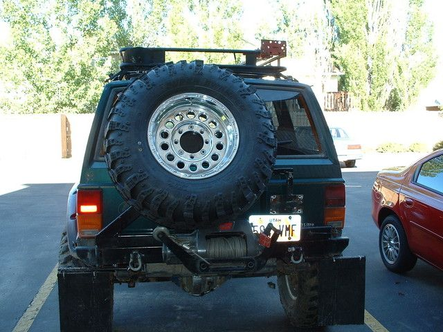 Tire Carrier Jeep Bumpers Jeep Tire Carrier Jeep Xj Mods