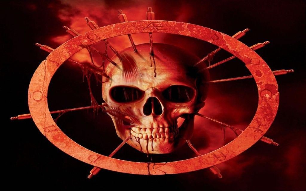 Imagenes De Calaveras Diabolicas | Calavera de un torturado