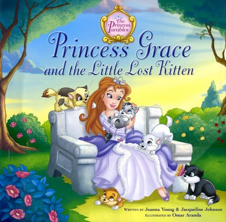 Princess Grace and the Little Lost Kitten