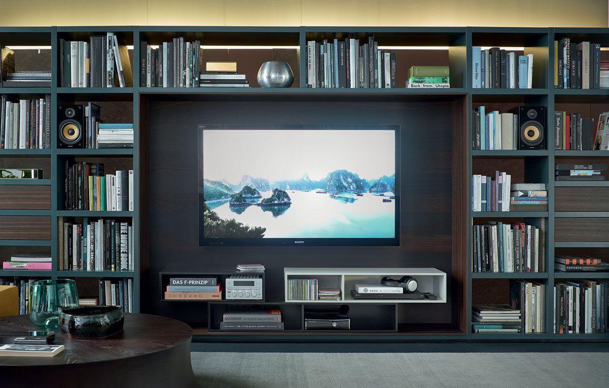 TV en audio oplossing van Poliform - TV & audio oplossingen voor in ...