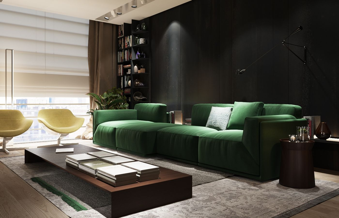 Awe Inspiring 3 Examples Of Modern Simplicity Interior Color Palette Creativecarmelina Interior Chair Design Creativecarmelinacom