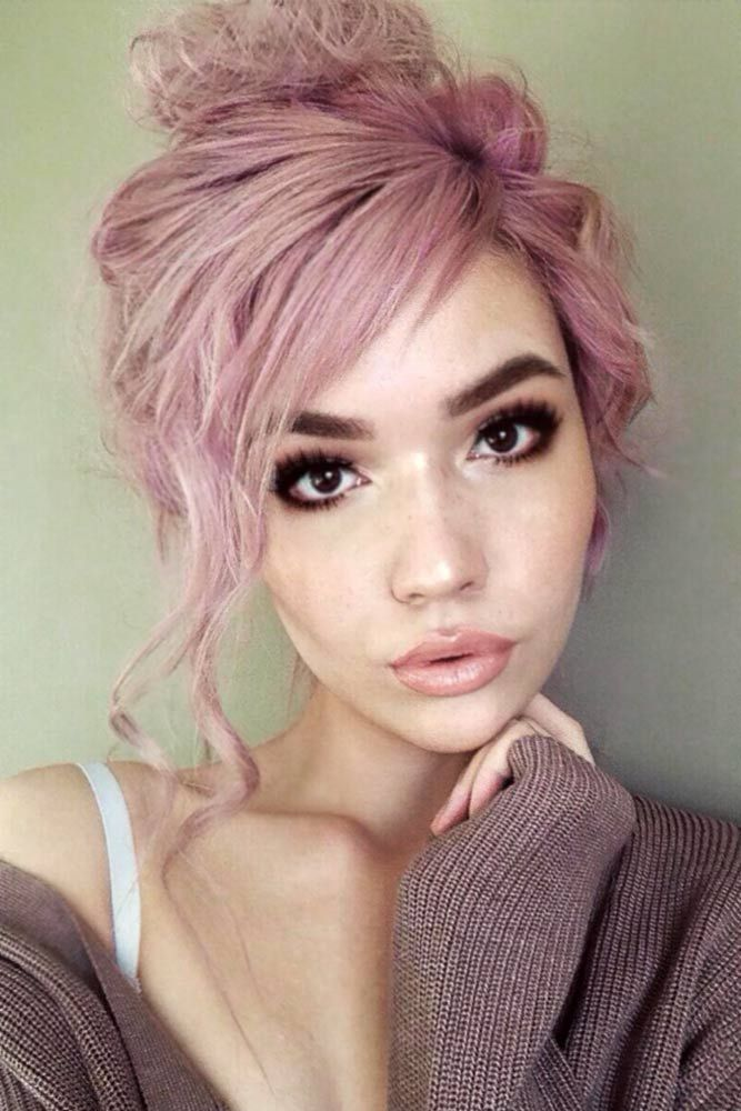 30 Trendy Hairstyles For Long Faces Lovehairstyles Com Oblong Face Shape Oblong Face Hairstyles Face Shape Hairstyles