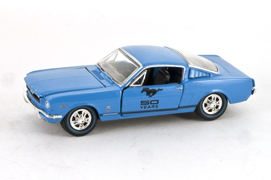 M2 1966 Mustang Fastback 2+2