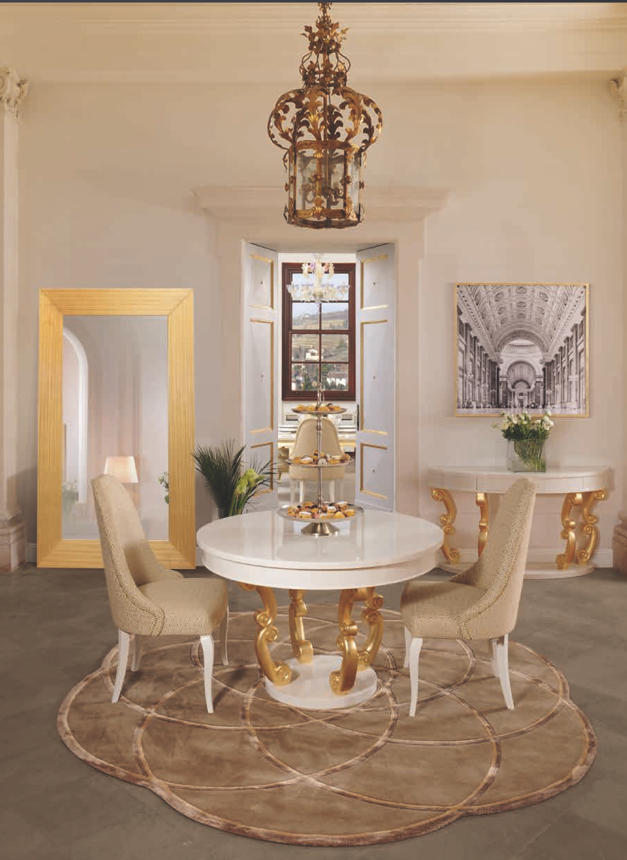 Exceptional Room · Dining Room Of Art ... Good Ideas