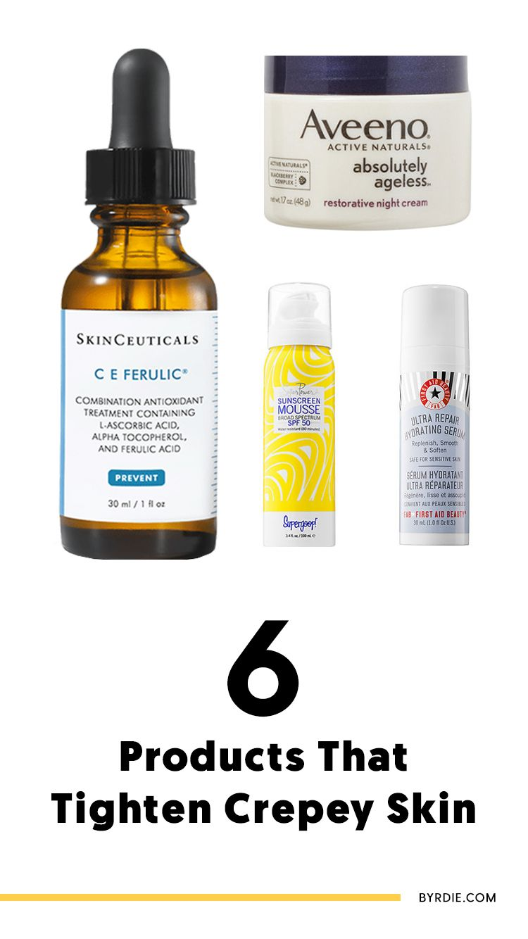 9 Products That Reverse Dry Crepey Skin Crepey Skin Creepy Skin Organic Skin Care Routine