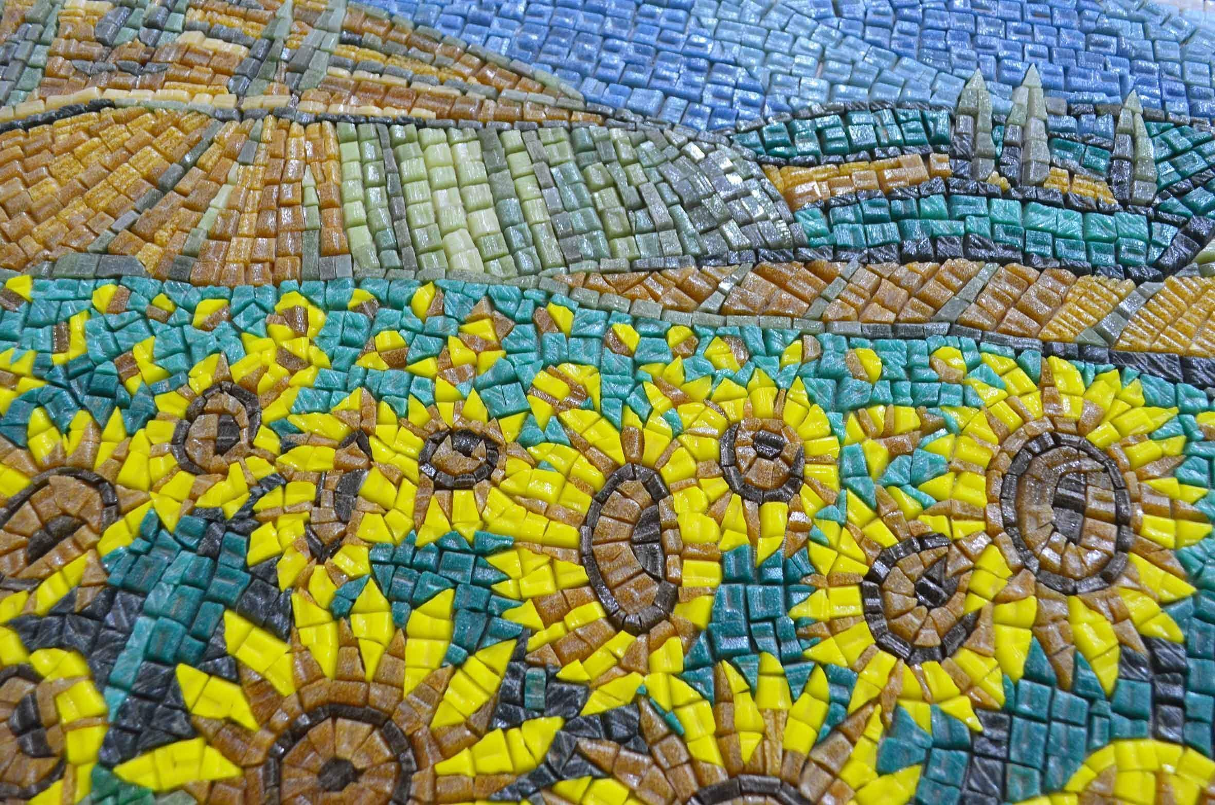 Found on bing from glass mosaic art