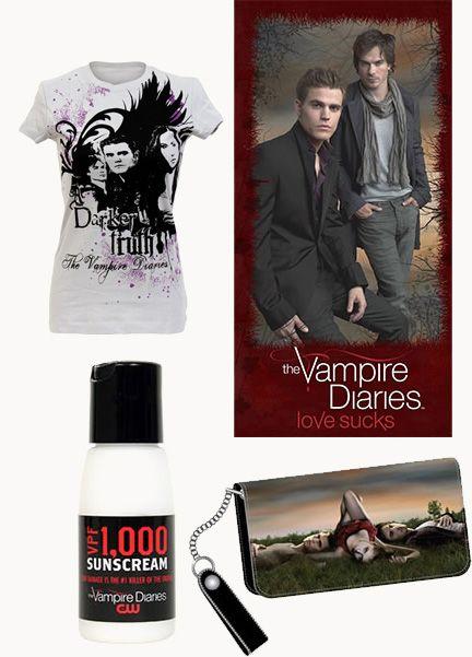Vampire Diaries Merchandise My Inner Geek Vampire