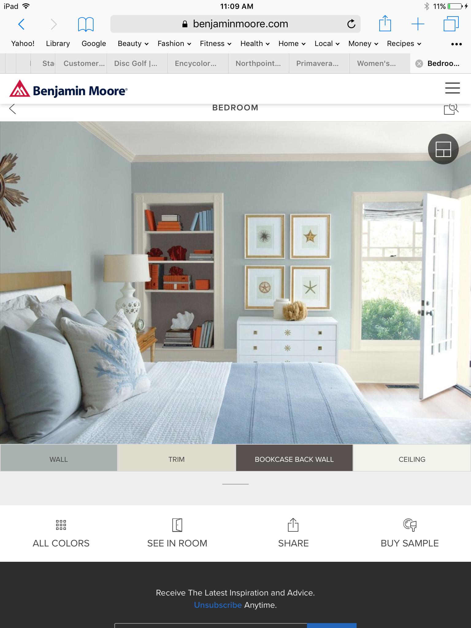 Silver mink Benjamin moore bedroom, Best bedroom paint