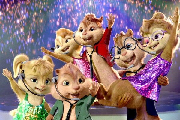 Alvin And The Chipmunks Chipwrecked The Chipmunks And Chipettes