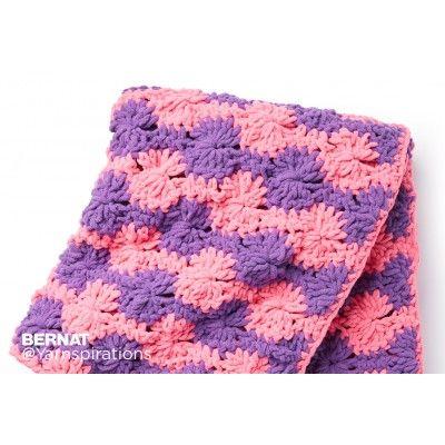 Free Easy Crochet Blanket Pattern | Yarnspirations | free Pattern ...