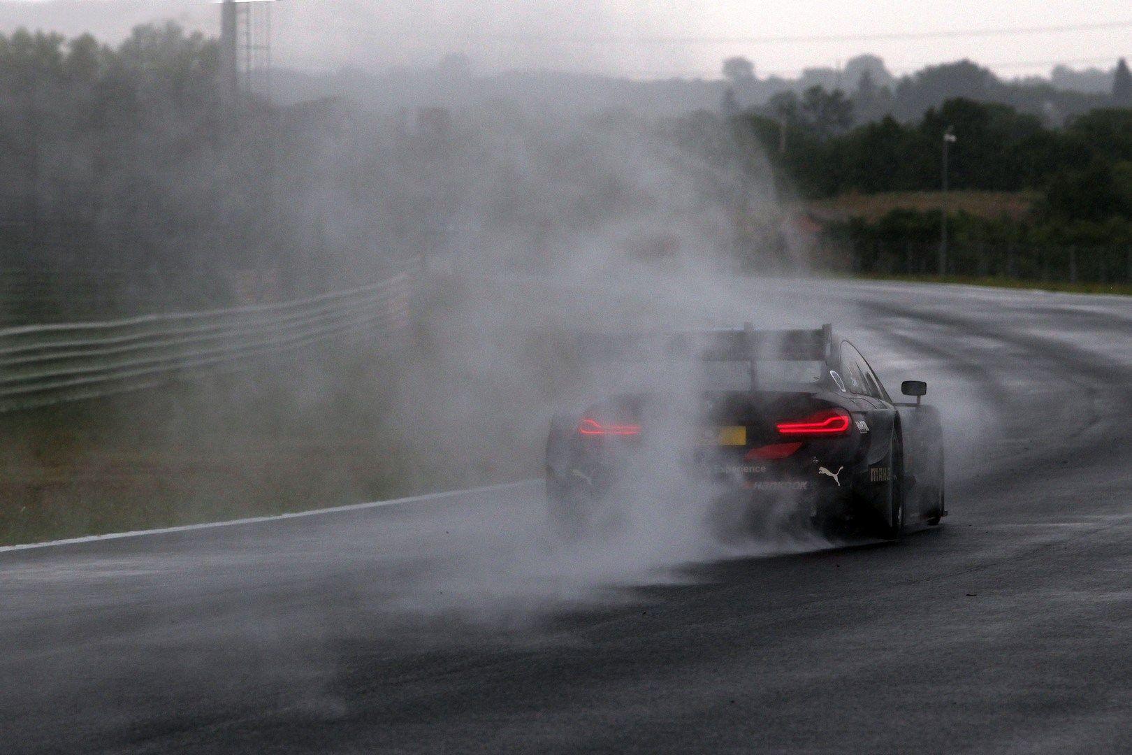 Alex Zarnardi M4 DTM Test   TrackRecon℠   © BMW   Latest bmw