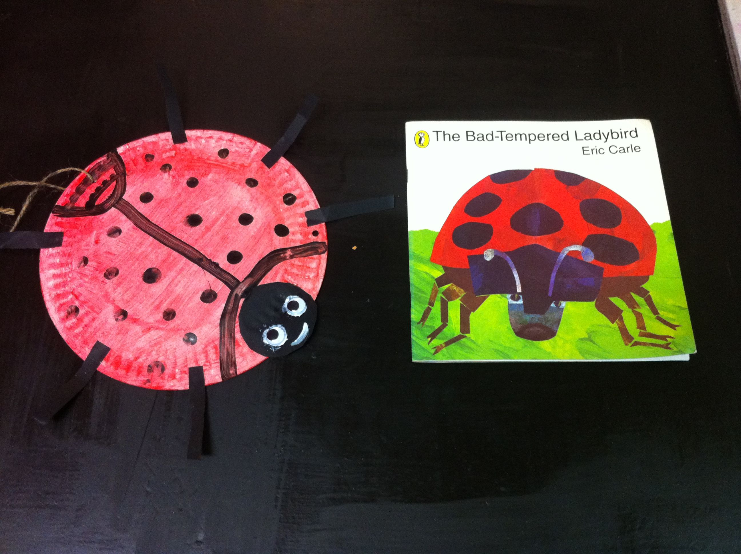 The Bad Tempered Ladybird By Eric Carle Also Known As The