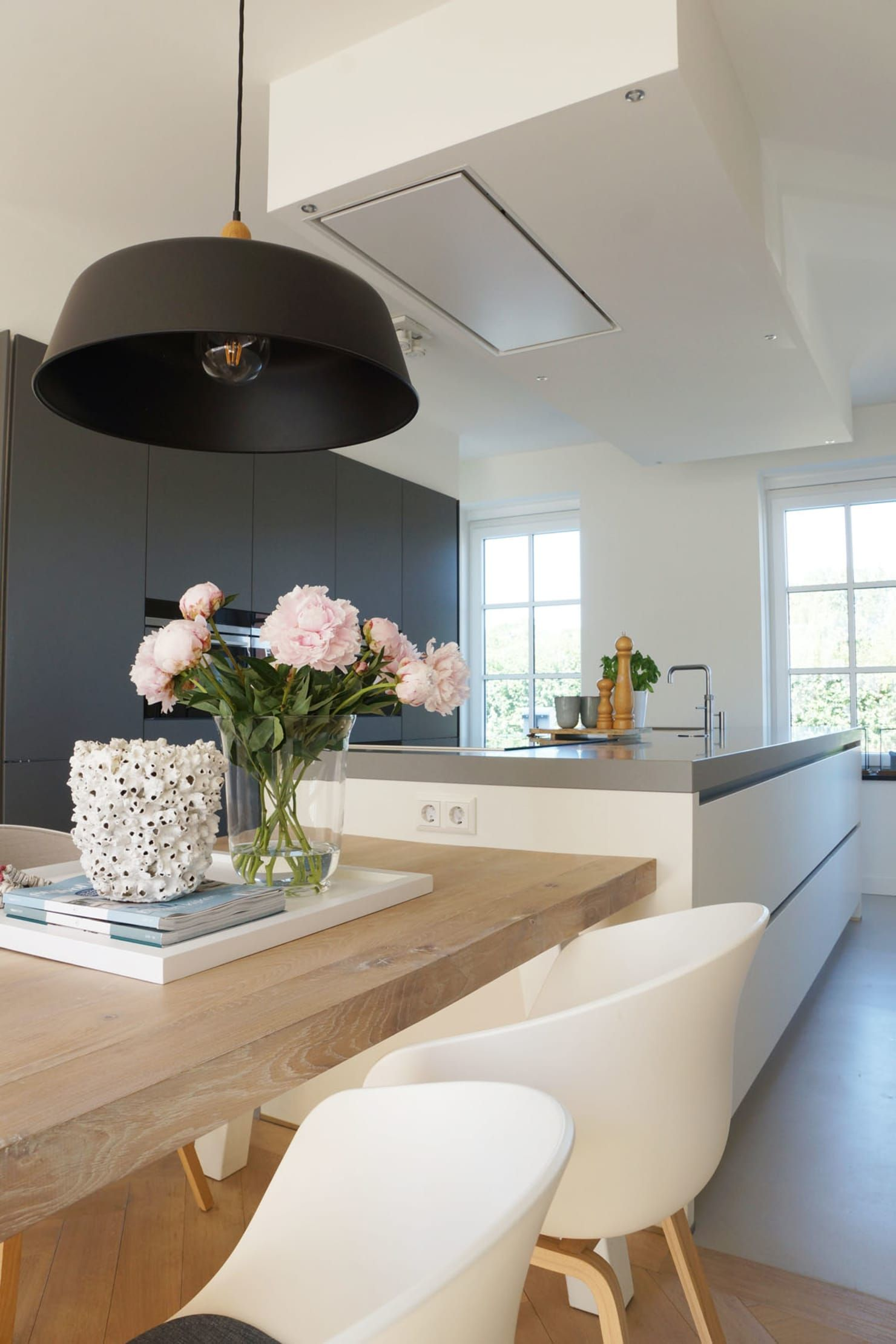 Keuken ontwerp breda interieurontwerp danielle verhelst moderne keukens van danielle verhelst interieurontwerp & realisatie modern | homify