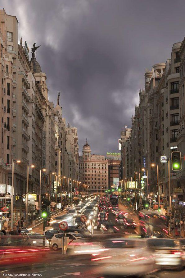 Gran Vía, por Silvia Romero