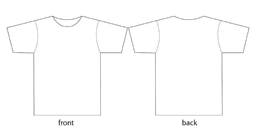 Gambar Baju T Shirt Kosong Google Search Shirts T Shirt Fun Run