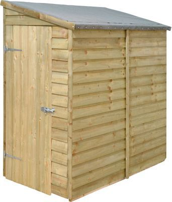 Lean-to shed £230 from Homebase | sheds | Pinterest | Patios