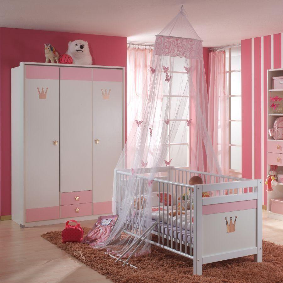 Babybett Cinderella Schlafzimmer design, Babyzimmer