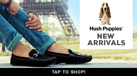 Hush Puppies Hush Puppies Dress Shoes Men Loafers Men