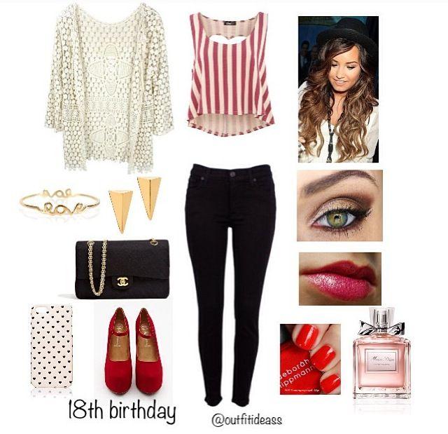 Birthday, How To Wear, Fashion