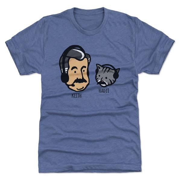 ee19d668a Keith Hernandez Keith And Hadji K WHT Men s Premium T-Shirt