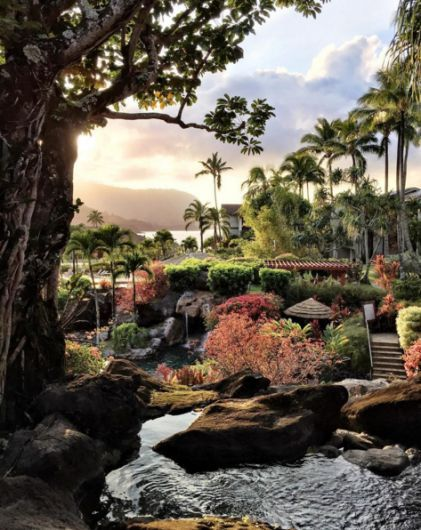 Happy Talk Restaurant Kauai Hanalei Maui In 2018 Pinterest