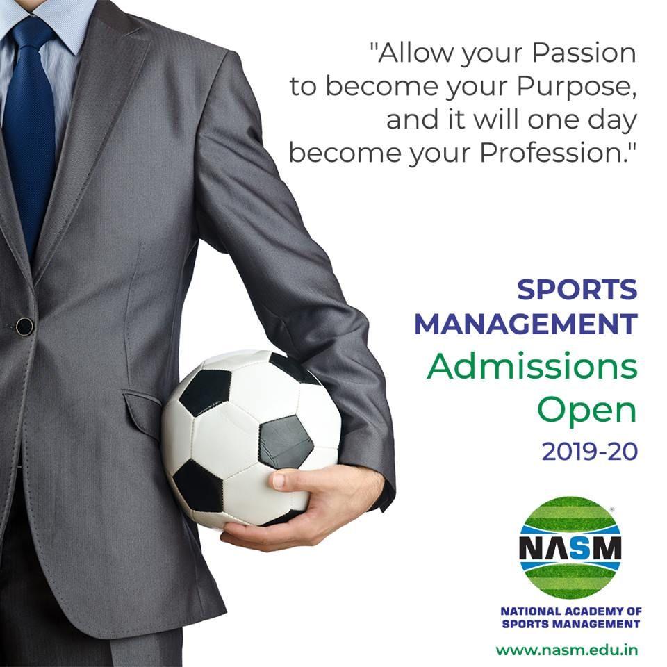 Pin by NASM EDU on NASM Best Sports Management Institute