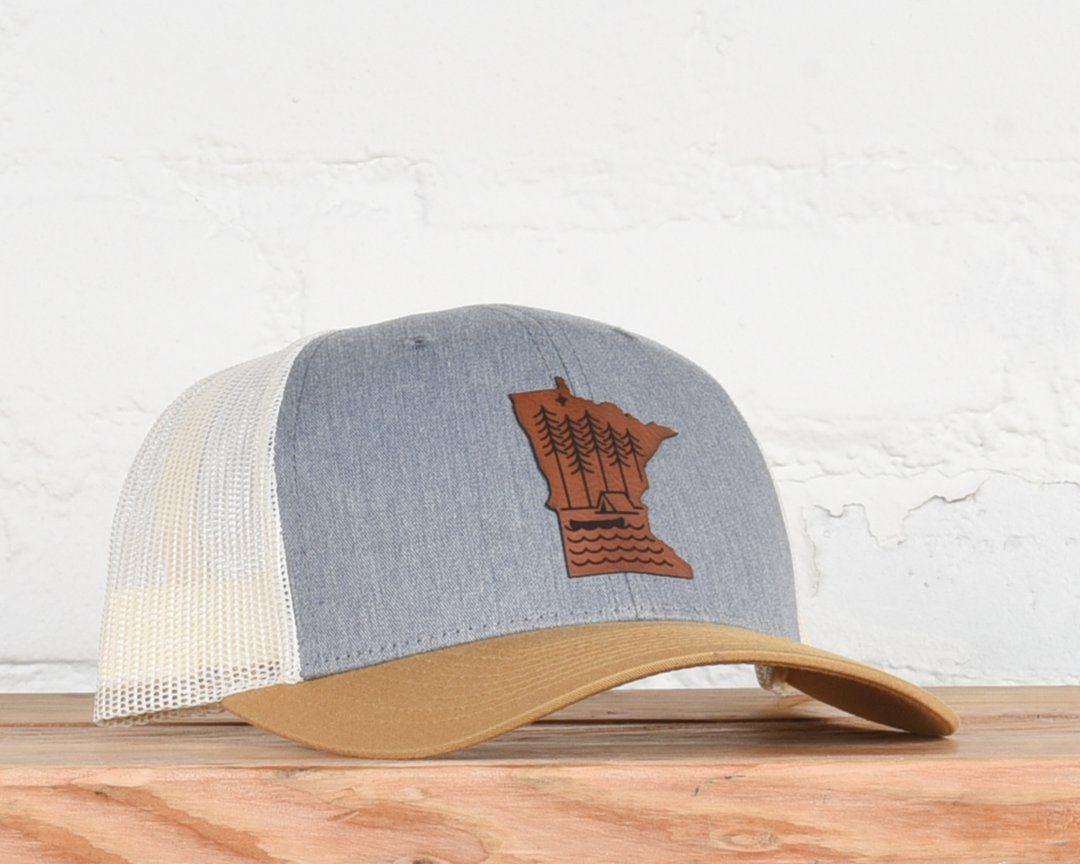 Birchwood snapback hat in 2020 snapback hats leather