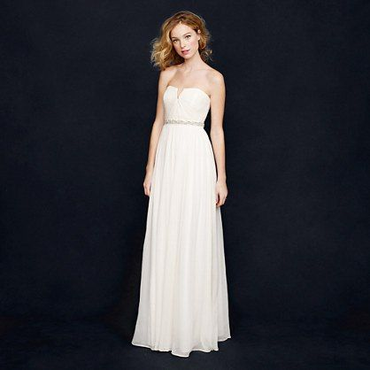 J Crew Wedding Dresses In Store