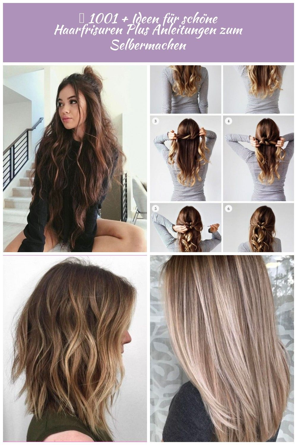 52 Most Easy And Pretty Hairstyle Design For Medium Length Hair Diy Hairstyle 52 Most Easy An Medium Length Hair Styles Pretty Hairstyles Diy Hairstyles