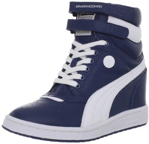 a9e5f8654d48 Puma Women s MY 66 Wedge Sneaker on shopstyle.com