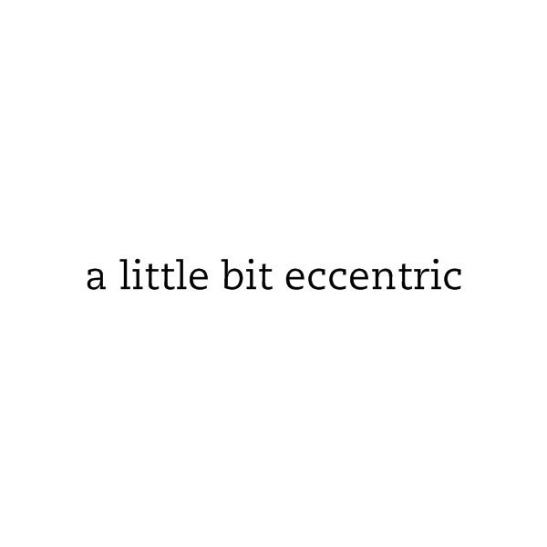Caecilia text: eccentric ❤ liked on Polyvore featuring text, words