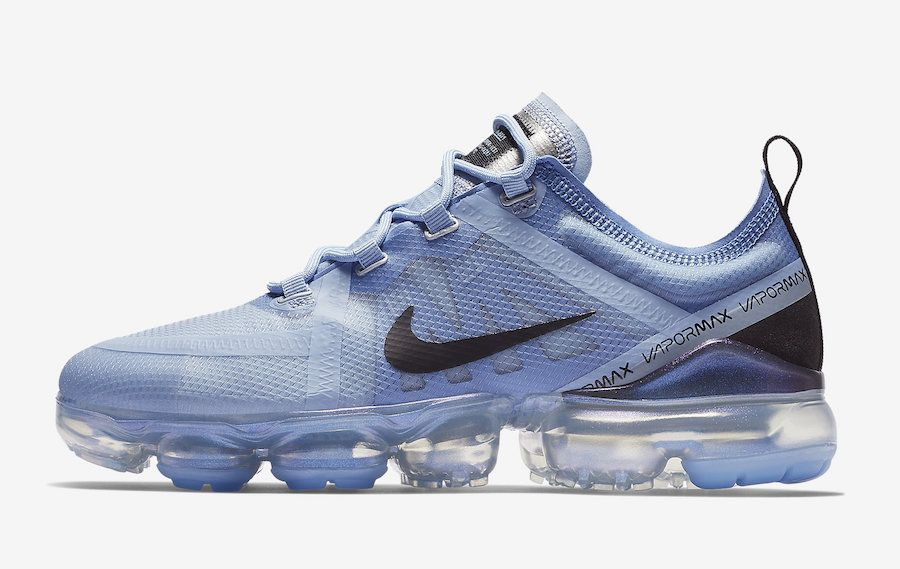 3131723d98 Nike Air VaporMax 2019 Aluminum Blue AR6632-401 Release Date ...