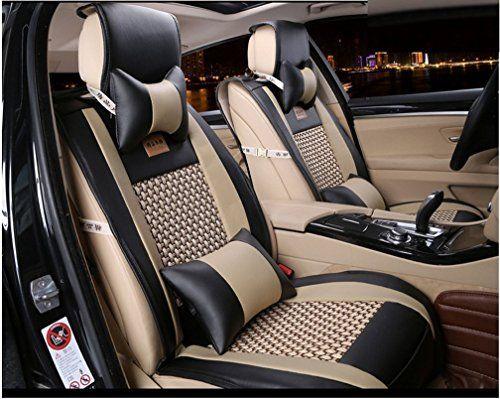 New Luxury Leather Universal Car Seat Cover For Hyundai Elantra Solaris Tucson Zhiguli Veloster Getz Creta I20 I30 Ix35 I40 C Car Seats Hyundai Elantra Elantra