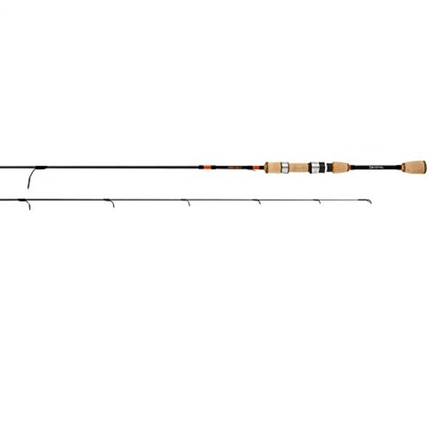 Daiwa Presso Ul Spin Rod 2 Pieces Line Wt 2 6 Pso802ulfs Grey Spinning Rods Fishing Rods For Sale Boat Rods