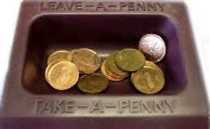 "An American In Montana: The Pressures Of The  ""Leave-A-Penny Take-A-Penny""..."