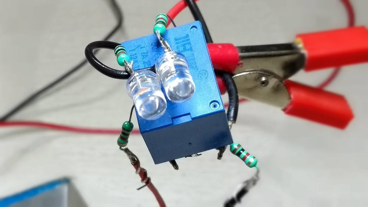 Diy Auto Cut Off 12 Volt Battery Charging When Full Electronic Electrical Wiring
