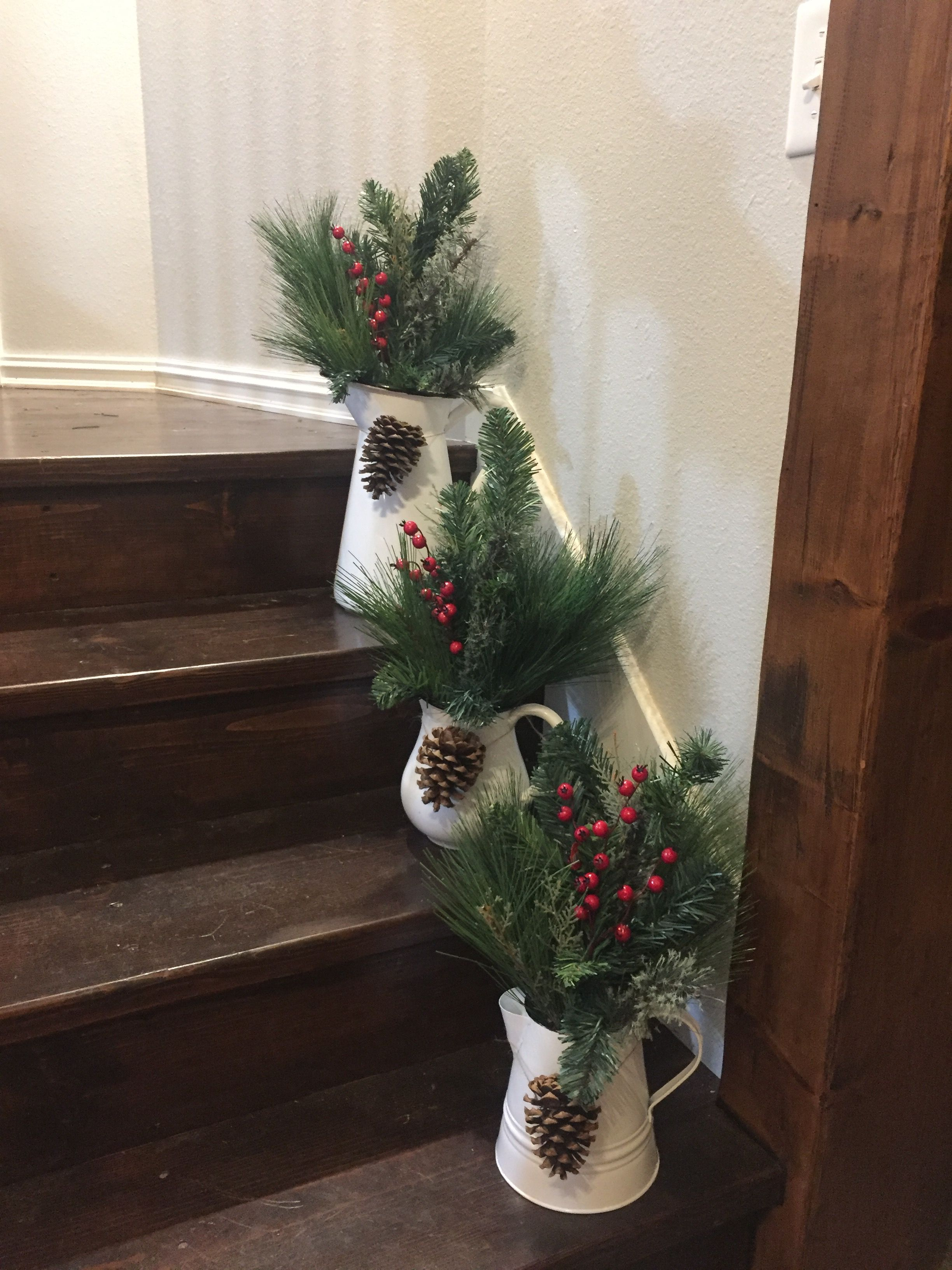 Farmhouse Christmas Farmhouse Christmas Christmas Decorations Decor
