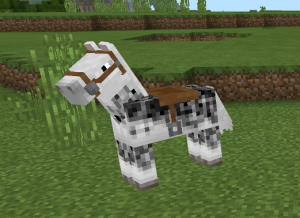 When Were Horses Added To Minecraft