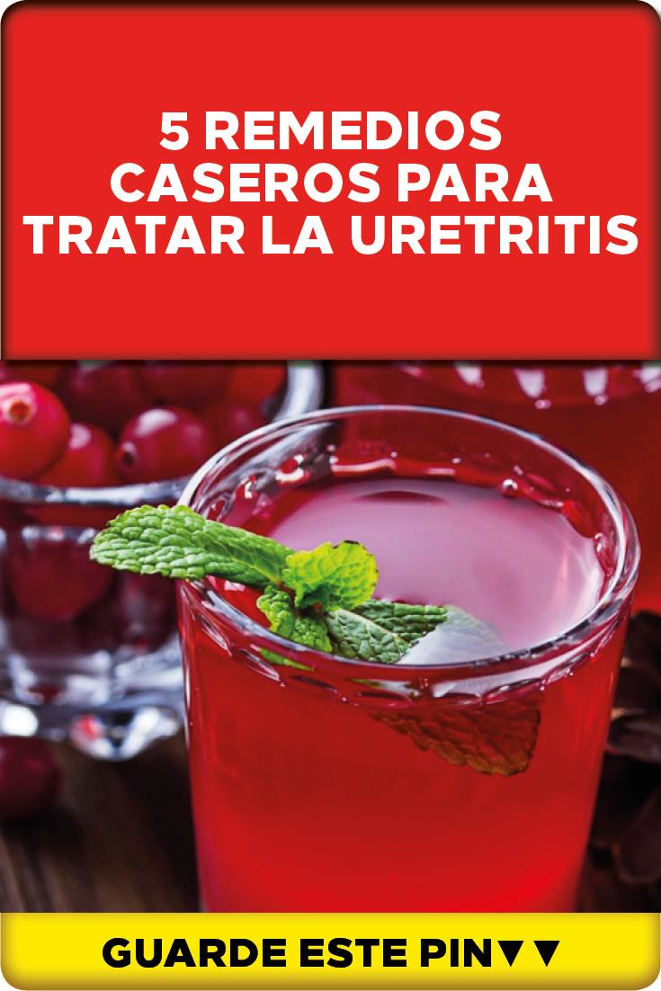 remedios naturales para inflamacion de uretra