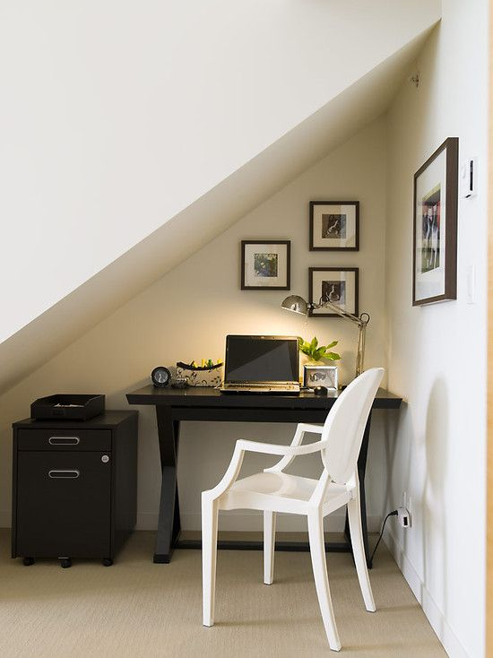 Compact Home Office By Maria Killam Http://www.houzz.com