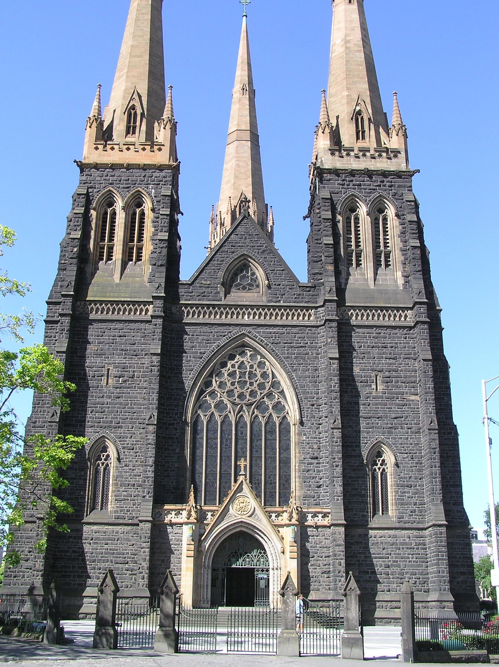 St. Patrick's Cathedral, Melbourne Australia