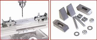 Step Clamp Set For X Y Table Tools Unelte Pinterest Clamp