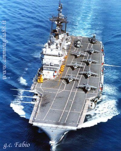 Nave garibaldi portaeromobili portaerei marina militare - Nave portaerei ...