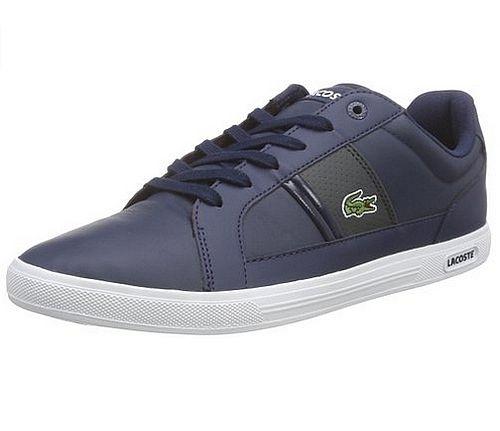 Buty Meskie Lacoste Europa Lcr 3 Nv 40 46 5 44 6826084563 Oficjalne Archiwum Allegro Lacoste Dc Sneaker Sneakers