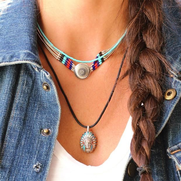 Le Bijou Amérindien: «Not just a present but a way of life»